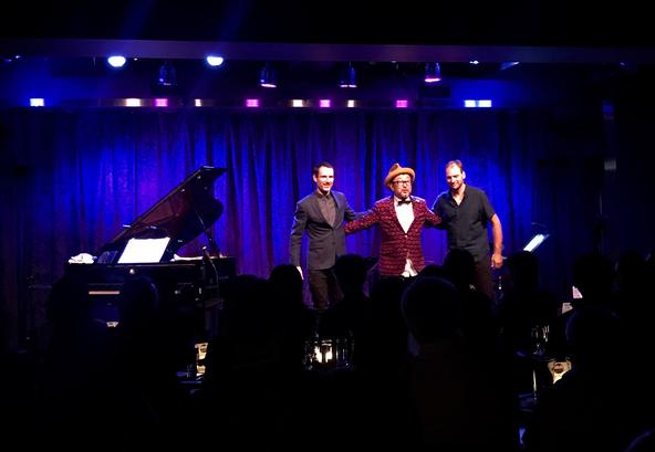 大江千里、ニューヨークの名門ジャズクラブ「バードランド・シアター」でのLIVEが大盛況! 満員の現地観客を魅了! (1)  Photographer: Kiyoko Horvath