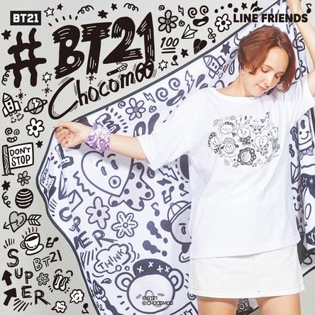 「ラフォーレ原宿」に世界中で人気のキャラクター「BT21」が登場!「# BT21 DREAM」POP UP STOREオープン!! (1)  (C)BT21