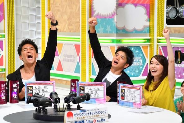 箱根駅伝俳優・和田正人がMGC優勝者をズバリ予想!「大迫傑の強さは群を抜いている。しかし…」 (1)