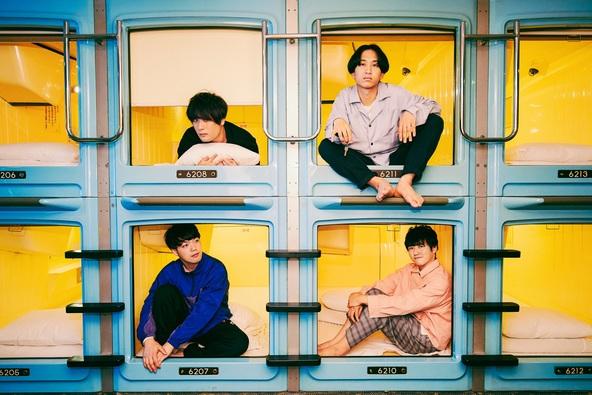 マカロニえんぴつ・はっとり × ヨルシカ・n-buna 初対談を4週にわたってオンエア! (1)