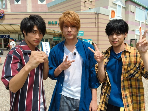 「本気プリ」MAG!C☆PRINCE (c)CBC