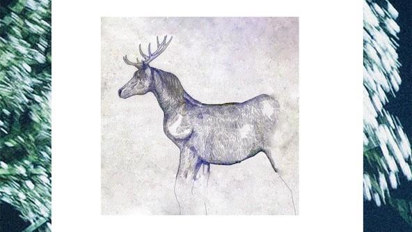 「馬と鹿」radio