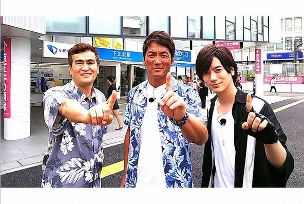 「火曜サプライズ」石原良純・長嶋一茂・DAIGO (c)NTV