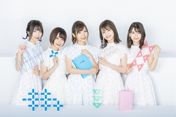 TVアニメ「ぼくたちは勉強ができない!」音楽ユニット『Study』Lynn&朝日奈丸佳が加わり5人で活動開始! (1)