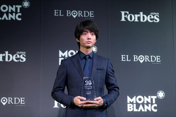 「Forbes JAPAN 30 UNDER 30 Meet-up 2019」伊藤健太郎さんが「モンブラン特別賞」を受賞!「人の記憶に残る作品を作りたい」と今後の展望を語る (1)