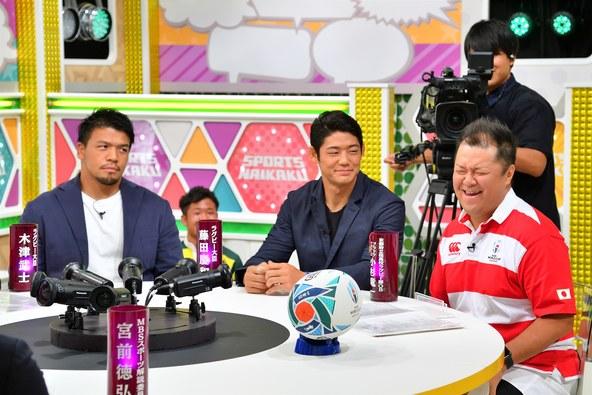 ブラマヨ小杉がラグビーW杯日本代表の決勝トーナメント進出に太鼓判!武井壮も「フィットネスレベルがスゴイよね!」と絶賛