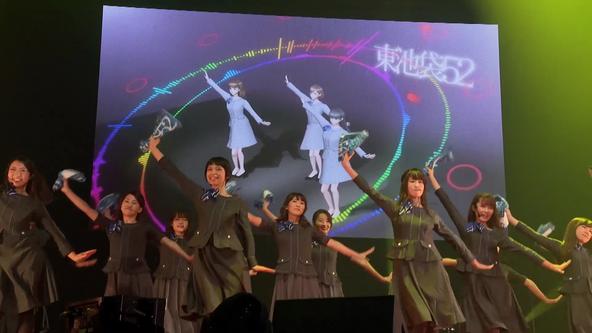 東池袋52新曲「幸せのセゾン」リリース。江口寿史氏描き下ろし!かわいすぎるVTuberあおい、まりん、わかばが4期メンバーに加入 (1)
