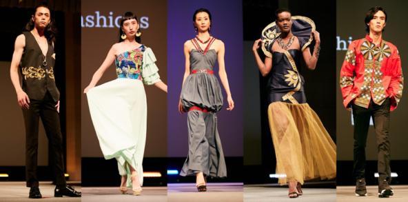 TEAM COLORS所属のスタイリストAIKA、秋元才加らと共にアフリカの知られざる魅力を日本の若年層に伝えるTokyo Africa Collectionに参画 (1)