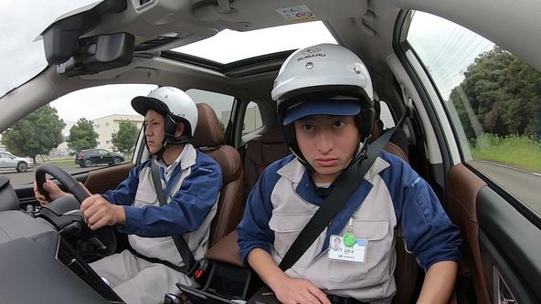 """昨年の事故は43万件以上…""""交通事故ゼロ""""を目指して…自動車メーカーの若き開発者に密着!「BACKSTAGE」出演:レッド吉田・南明奈 (1)"""