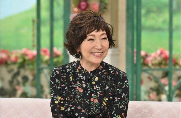 「徹子の部屋」森山良子 (c)テレビ朝日