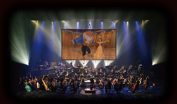 『美女と野獣』フィルム・コンサートの開催決定 作曲者アラン・メンケンとベル役のペイジ・オハラも出演 Presentation licensed by Disney Concerts. (C)️Disney