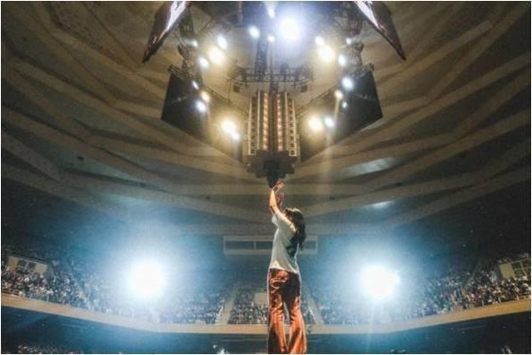あいみょんのライブ映像がカラオケ初登場 人気楽曲3曲を本人ボーカル入りでDAM独占配信 9月22日より歌唱可能 (1)