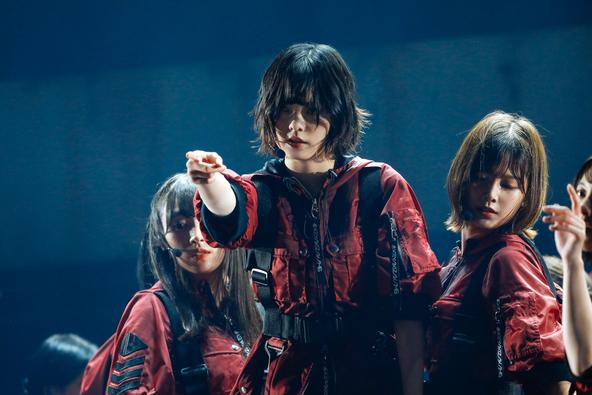 欅坂46、東京ドームワンマンライブの模様(3) (c) 撮影:上山陽介