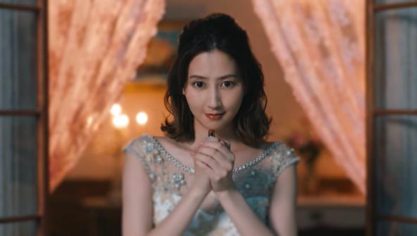 """河北麻友子さんが""""恋がうまくいきますように(ハート) """"とルージュに願いを!CANMAKE 新CM「流れ星に願う篇」&メイキング動画を公開 (1)"""