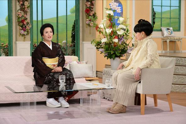 『徹子の部屋』〈ゲスト〉池上季実子 (c)テレビ朝日
