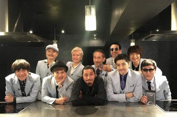 『SWITCHインタビュー 達人達』東京スカパラダイスオーケストラ×永島健志(1) (c)NHK