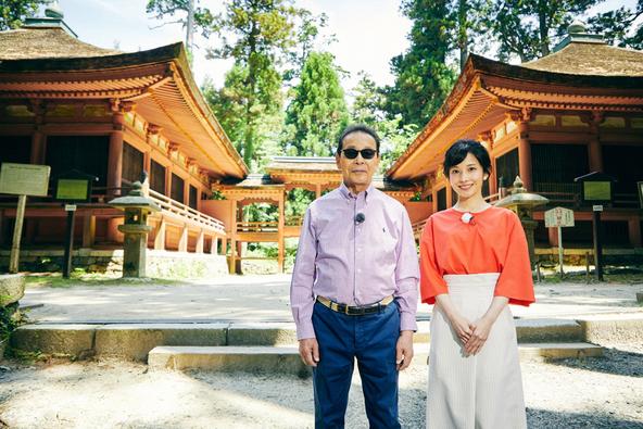 『ブラタモリ』比叡山でブラタモリ (c)NHK