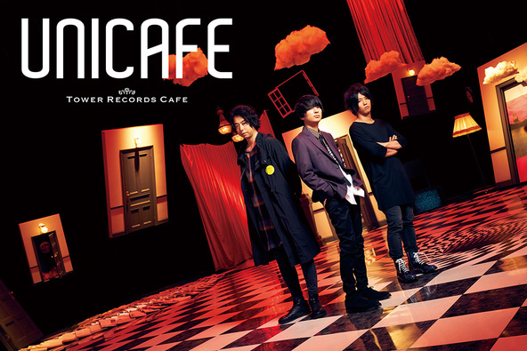 UNISON SQUARE GARDEN × TOWER RECORDS CAFE 大人気コラボ 『UNICAFE』 を渋谷店にて10月3日スタート! (1)