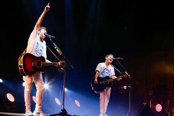 『YUZU ASIA LIVE 2019 YUZUNOMI~拍手喝祭~』 (c)(C)SENHA&Co.
