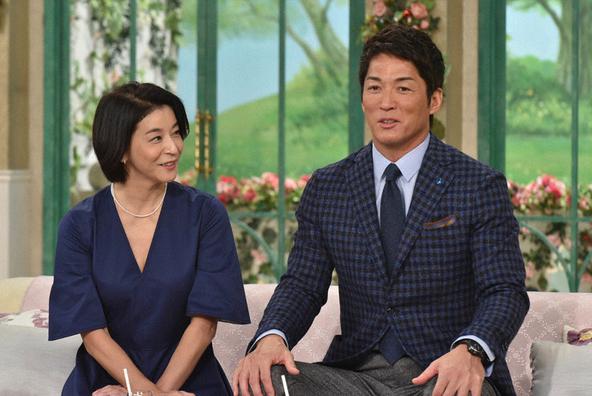 『徹子の部屋』〈ゲスト〉長嶋一茂&高嶋ちさ子 (c)テレビ朝日