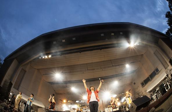 スターダスト☆レビューがデビュー「楽園音楽祭2019 STARDUST REVUE with んなアホなホーンズ」大団円で終了!  Photo by Mariko Miura