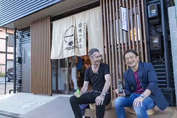 Mummy-Dとクリス・グレンが行く!歴史通の街歩きを三重県桑名市で実践