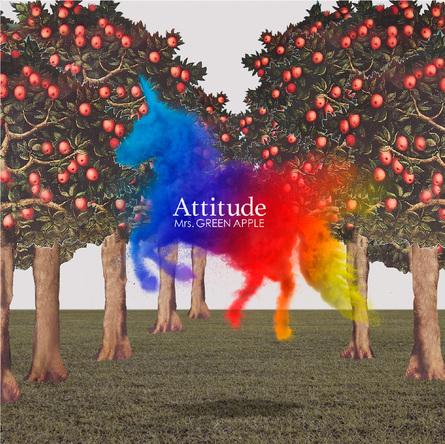 Mrs. GREEN APPLE、4th album「Attitude」10月2日発売! (1)