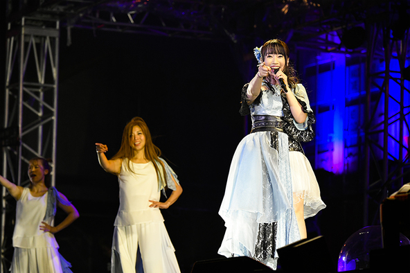 『NANA MIZUKI LIVE EXPRESS 2019』ファイナル公演より (c)写真:キングレコード提供