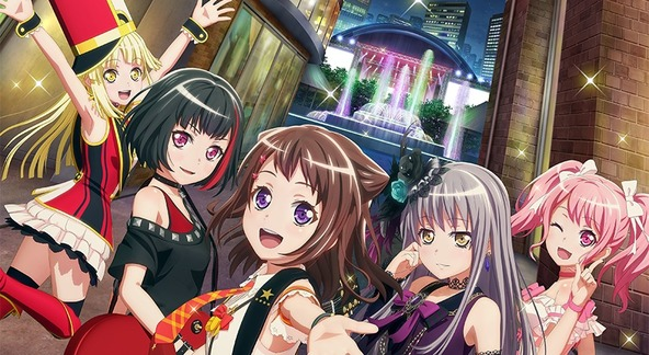 劇場版『BanG Dream! FILM LIVE』より (C)BanG Dream! Project (C)BanG Dream! FILM LIVE Project