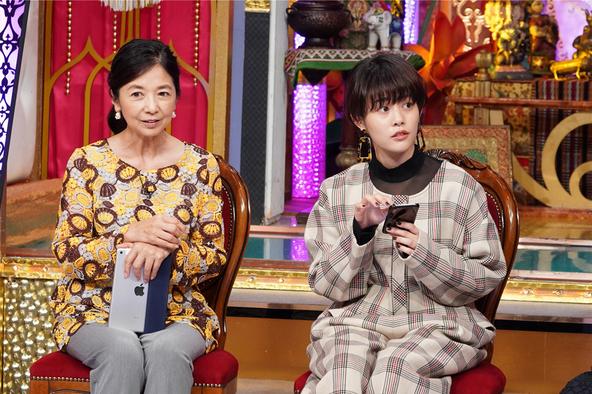 『今夜くらべてみました』〈ゲスト〉宮崎美子、高畑充希 (c)NTV