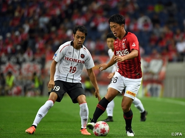 ラウンド16で前回王者の浦和レッズを2-0で破ったHonda FCは、鹿島アントラーズとのリベンジマッチとなる
