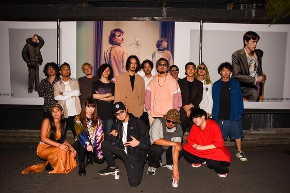 """BEAMS × SPACE SHOWER TVの共同プログラム「PLAN B」2019年10月は""""EPISTROPH × Shintaro Kunieda"""" (1)"""