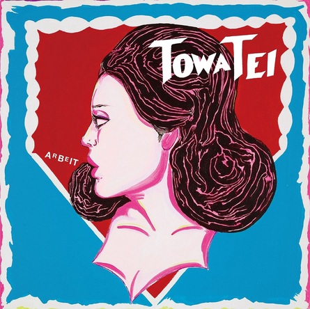"TOWA TEI25周年記念 ""外仕事集""ベスト盤CD2枚組「ARBEIT」の収録内容発表 2019年11月6日RELEASE (1)"