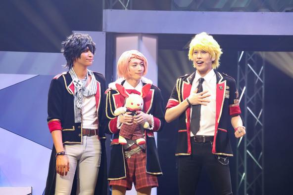 舞台「アイ★チュウ ザ・ステージ ~Rose Ecarlate deux ~」いよいよ開幕! (1)  Photo by mariafujio (C)I★Chu the stage 2019