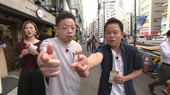 『浜ちゃんが!』 〈ゲスト〉ダイアン、朝日奈央 (c)ytv