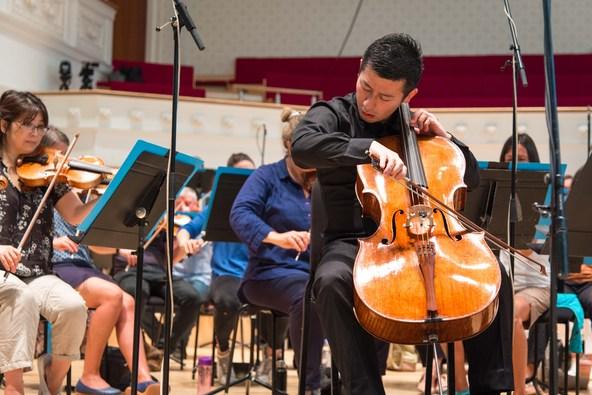 宮田 大エルガー:チェロ協奏曲イギリスレコーディング映像公開!いよいよ「BBC Proms Japan」出演迫る! (1)