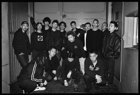 人気ヒップホップクルー KANDYTOWN、2ndアルバムを引っさげたワンマンライブのアフターパーティー開催!