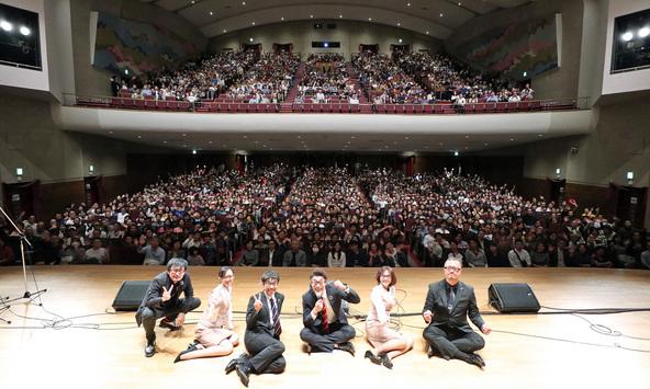 ラジオドラマの舞台・神保町で初の公開生放送を開催!「NISSANあ、安部礼司-BEYOND THE AVERAGE-」 (1)
