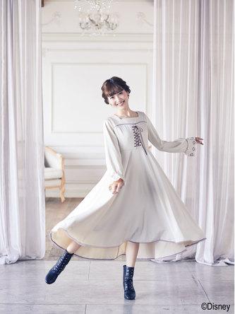 神田沙也加さんが手掛けるMaison de FLEUR Petite Robe canoneが映画『アナと雪の女王2』との限定コレクションを発売!~Maison de FLEURから雑貨も登場~ (1)