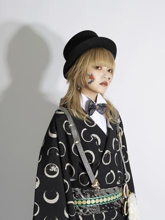 カノエラナ新進気鋭の着物デザイナー重宗玉緒氏監督のもと完成したジャケット写真&新アーティスト写真を公開! (1)
