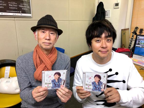 FM COCOLO「J-POP LEGEND FORUM」で太田裕美特集!ゲストに太田裕美、松本隆、ヒャダインが出演!