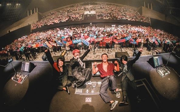 「感覚ピエロ 5-6th anniversary『LIVE - RATION 2019 FINAL』〜幕張ヴァージンはあなたのもの~」 photo by ヤマダマサヒロ