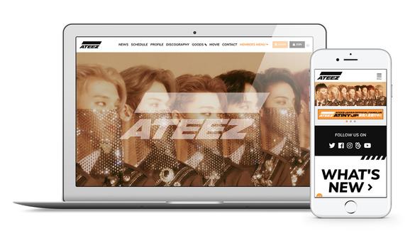 K-POPグループ ATEEZの月額・年会費制ファンクラブを開設 (1)