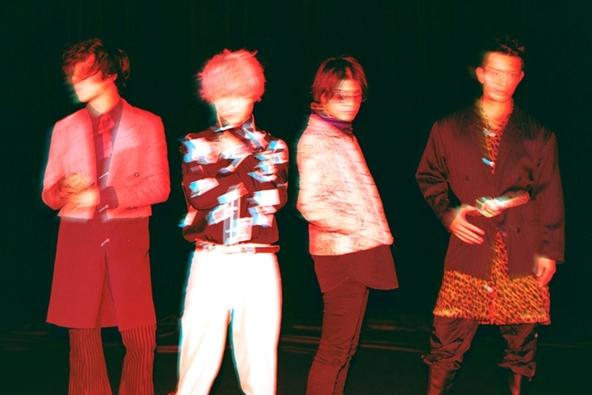 4人組ロックバンド「感覚ピエロ」オフィシャルファンクラブ『R-KANERO』オープン! (1)