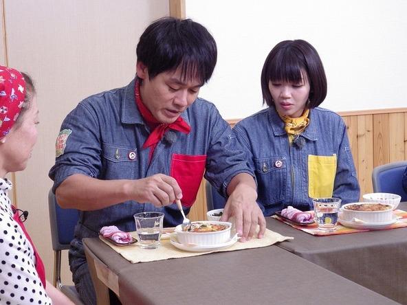 『あぐり王国北海道NEXT』絶品料理を頂きます! (c)HBC