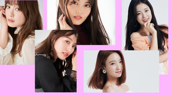 ファッション誌「Ray」史上初!Webモデル【Raygirl】(レイガール)結成・5名のメンバーを公開! (1)