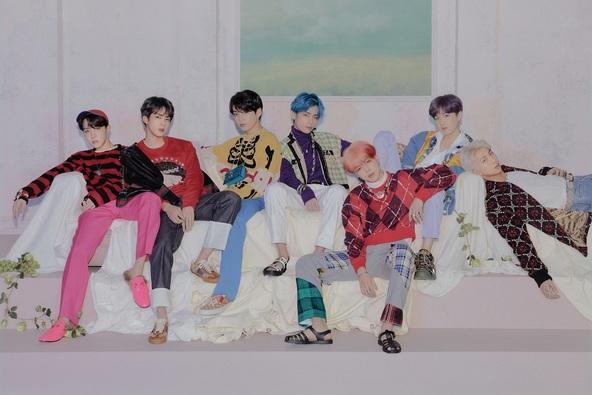 BTS  (c)写真提供:「Big Hit Entertainment」