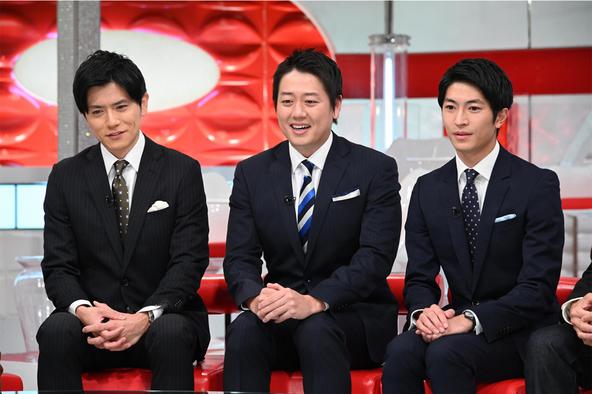 『おしゃれイズム』〈ゲスト〉青木源太、安村直樹、伊藤遼 (c)NTV
