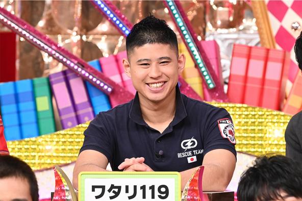 『有吉ゼミ』ワタリ119 (c)NTV