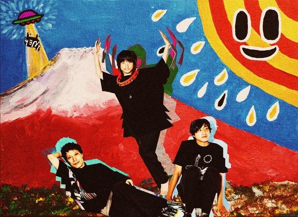 アルカラ、12月11日発売アルバム「NEW NEW NEW」から「瞬間 瞬間 瞬間」MUSIC VIDEO公開、先行配信開始!アルバム発売日にはインストアイベントも開催! (1)